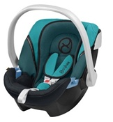 Cybex Aton Infant Car Seat in Moonlight