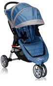 City Mini Single Stroller by Baby Jogger 2012 in Blue