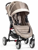 City Mini 4 Wheel Stroller by Baby Jogger 2015 in Sand/Stone