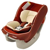 Combi Coccoro Convertible Car Seat in Cherry Pie