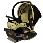 Combi Shuttle 33 infant Car Seat in Jade