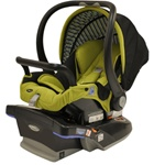 Combi Shuttle 33 infant Car Seat in Kiwi