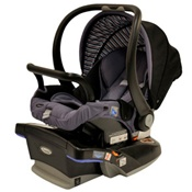 Combi Shuttle 33 infant Car Seat in Violet