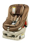 Combi Zeus 360 Convertible Car Seat in Chestnut