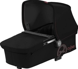 Cybex Callisto 2011 Carry Cot in Eclipse