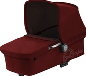 Cybex Callisto 2011 Carry Cot in Lipstick