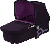 Cybex Callisto 2011 Carry Cot in Purple Potion