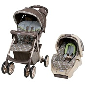 Graco Barcelona Bluegrass Travel System