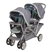 Graco DuoGlider Double Stroller in Wilshire