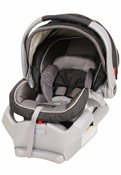 Graco Snugride 35 Infant Car Seat in Flint