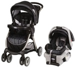 Graco Metropolis Fast Action Fold Travel System