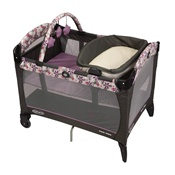 Graco Pack 'n Play Playard in Adaline with Napper and Changer