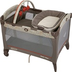 Graco Pack N Play w/ Reversible Napper and Changer - Forecaster