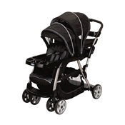 Graco Ready2Grow LX Duo Stand & Ride Baby Stroller - Metropolis