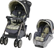 Graco Alano Travel System - Roman