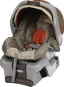 Graco Snugride 30 Infant Car Seat - Forecaster