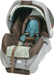 Graco SnugRide 22 Infant Car Seat - Oasis