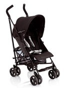 Inglesina Swift Lightweight Single Stroller in Ink Black