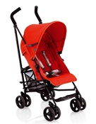 Inglesina Swift Lightweight Single Stroller in Mandarino Orange