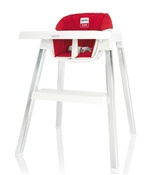 Inglesina M'Home Club Highchair in Red