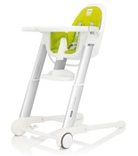 Inglesina Zuma Highchair Lime Green