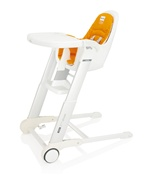 Inglesina Zuma Highchair Orange
