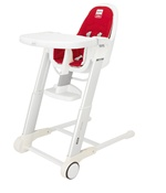 Inglesina Zuma Highchair Red