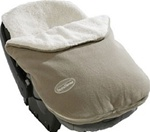 JJ Cole Fleece Infant Bundle Me in Khaki