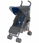 Maclaren 2016 Quest Stroller - Charcoal/Harbour Blue