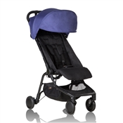 Mountain Buggy 2016 Nano Stroller in Nautical