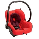 Maxi Cosi Mico Infant Car Seat in Intense Red