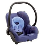 Maxi Cosi Mico Infant Car Seat in Lapis Blue