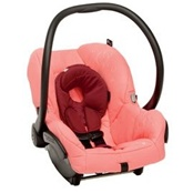 Maxi Cosi Mico Infant Car Seat in Sugar Coral
