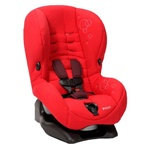 Maxi Cosi Priori Convertible Car Seat in Intense Red