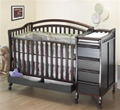 Orbelle Eva Crib n Bed
