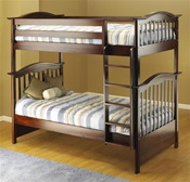 Orbelle Bunk Beds Cherry