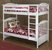 Orbelle Bunk Beds White