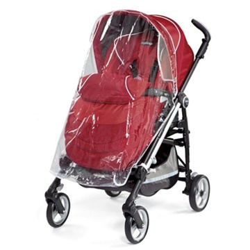 Peg Perego 2012 Switch Four Stroller In Boheme
