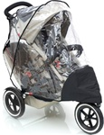 Phil & Teds Sport Buggy Double Rain / Storm Cover