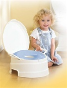 Primo 4 in 1 Soft Seat Toilet Trainer