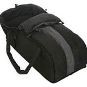 Phil and Teds Cocoon For Classic / Sport Strollers in Black - SPCNV15200USA