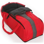 Phil and Teds Cocoon For Classic / Sport Strollers in Red- SPCNV111200USA