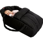 Phil and Teds Cocoon For dash Strollers in Black Tones- DCNV15200USA