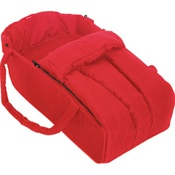 Phil and Teds Cocoon For dash Strollers in Red Tones- DCNV111200USA