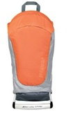 Phil and Teds Metro Child Carrier in Orange - CMV244200USA