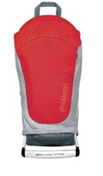 Phil and Teds Metro Child Carrier in Red - CMV211200USA