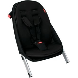 Phil And Teds Doubles Kit For Vibe Stroller In Black