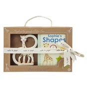 Sophie la Girafe Shapes Book and Teether