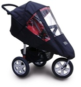 Tike Tech City X3 Stroller All Season Cover
