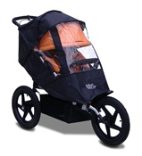 Tike Tech X3 Sport Single Stroller All Season Cover